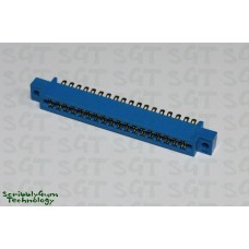 "Card Edge Connector 36 Pin (2 x 18 Pin) 0.156"" 3.96mm Solder Tag"
