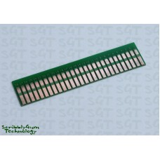 Arcade JAMMA Male Dual Sided 56 Pin (2 x 28 Pin) Finger Board 3.96mm Pitch