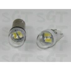 SGT Aurora Pinball Super Bright White LED Bulb 6.3V 2xSMD5630