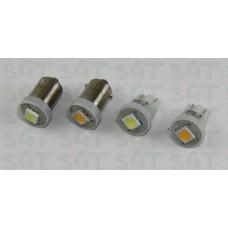 SGT Pinball BLINKING LED Bulb 6.3V SMD White or Warm White (#455 or #545)