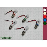 SGT Pinball CNX Quick Connect LEDs SMD 6.3V #44/#47 (Single LED) *Choose Colour*