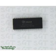 W27C512 EEPROM Blank 512Kbit (64Kx8) 28 Pin DIP