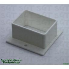 Pinball Backbox Light Baffle (Single LED)