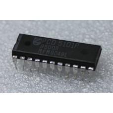 PCD5101 Static RAM Chip 256x4 Bit 22 Pin DIP