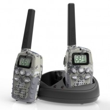 Crystal Handheld UHF CB Radio 1w - Rechargeable