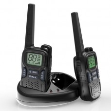 Crystal Handheld UHF CB Radio 2w - Pro Rechargeable
