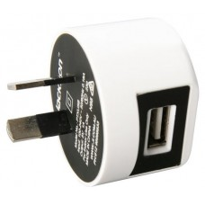 Mains USB Charger/Power Supply 5V 1A