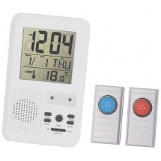 Door Chime With Clock & Temp Display